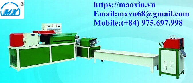 MX-SERIES-PLASTIC RECYCLEING MACHINE