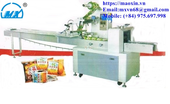 MX -280 Series High Speed Automatic Pillow Packing Machine