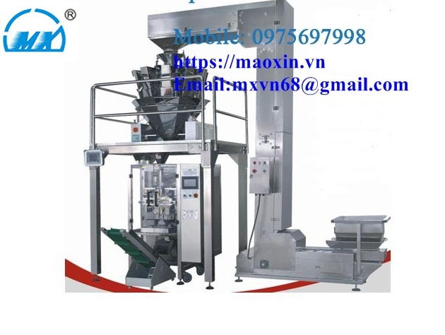 MX-ZXC-200D Rotary type Pouch  packing machine with automatic electric weigher