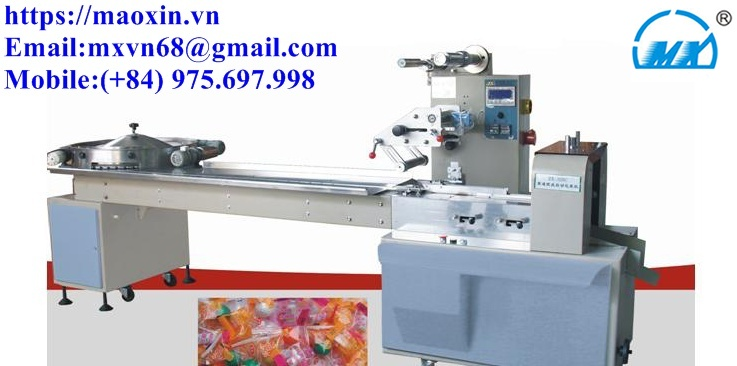 MX -320C High Speed Automactin Pillow Type Packing Machine