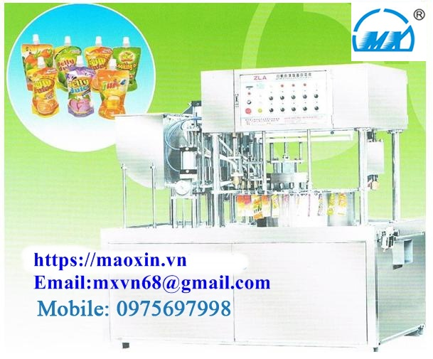 MX-ZLA Automatic Feeding Screwing Cover  Packing Machine