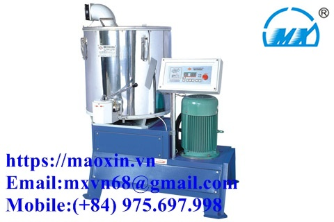 MXC- SGH Plastic Drying and Color – Mixing Machine Series