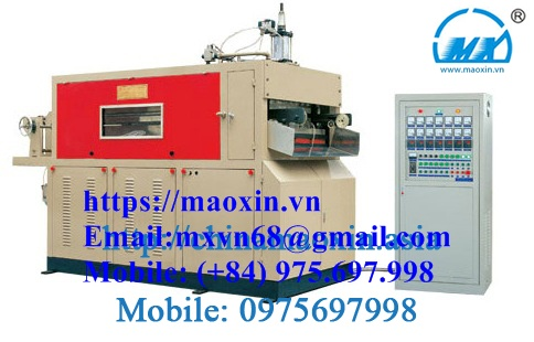 MX–RGC-750 Automatic Plastic Cup Thermoforming Machine