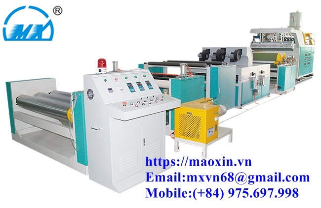MX SJ Sheetting Machine