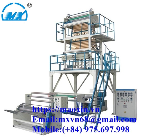 MX-CM-PE-600 Blowing Machine