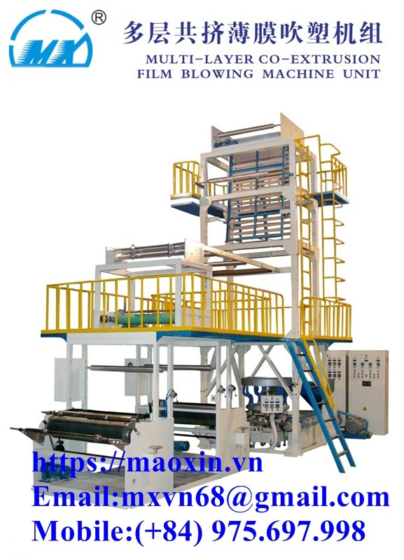 Rotator Blowing Machine