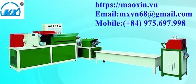 Máy tái chế nhựa MX