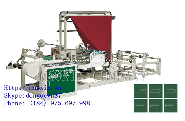 MX-CD Multi – function Hi- Speed Folding Machine