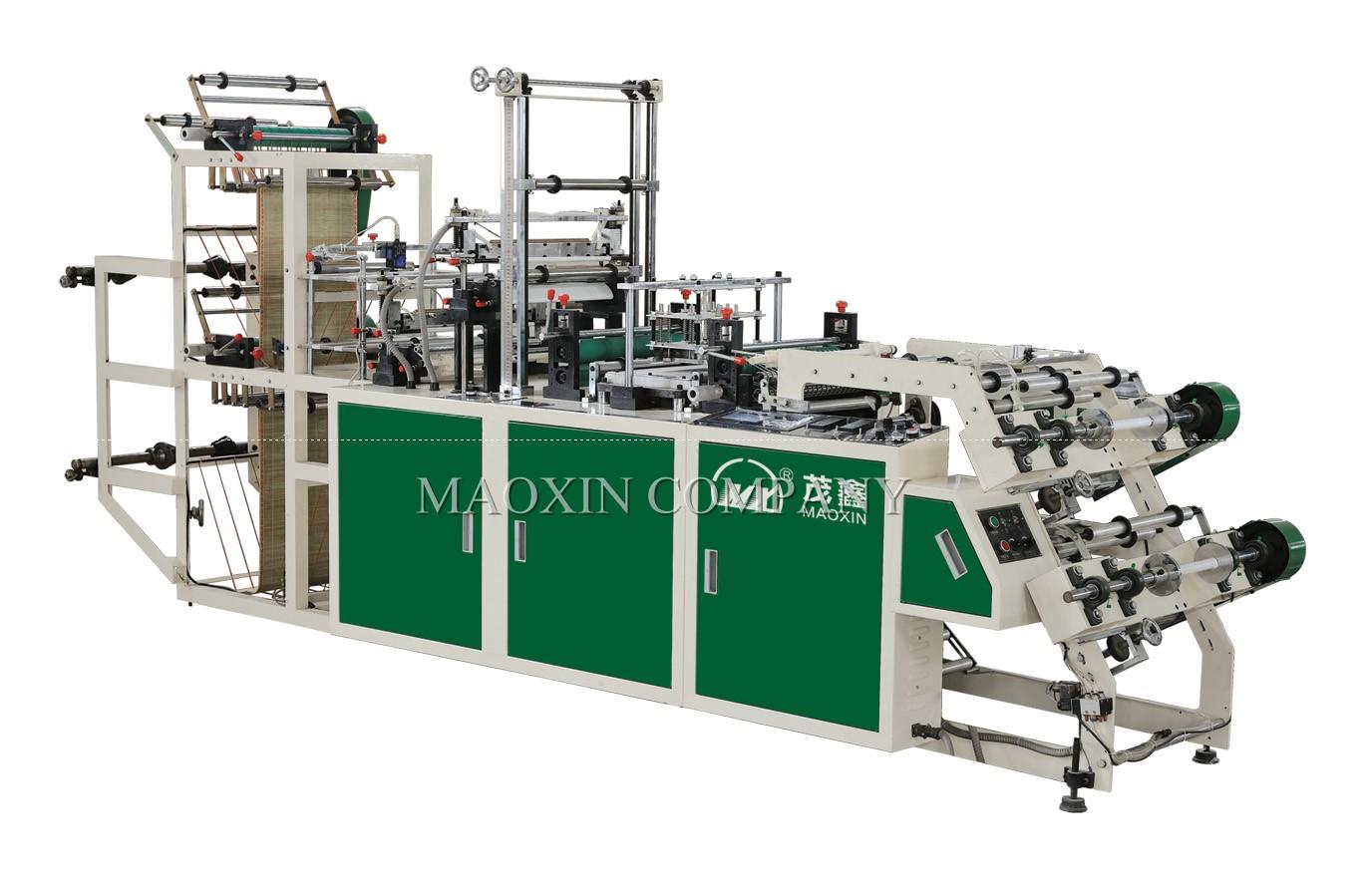 Máy cắt cuộn Roll và túi T-Shirt MX-LJ-500