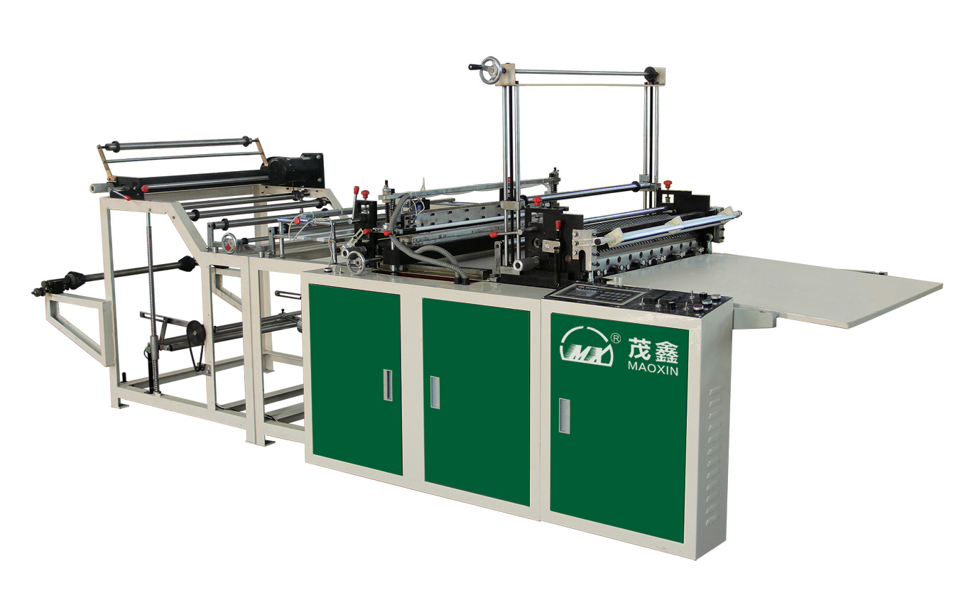 Cold Cutting Without Tension Bag Making Machine Maoxin