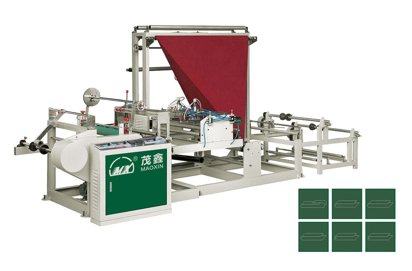 Multifunction high-speed Folding machine